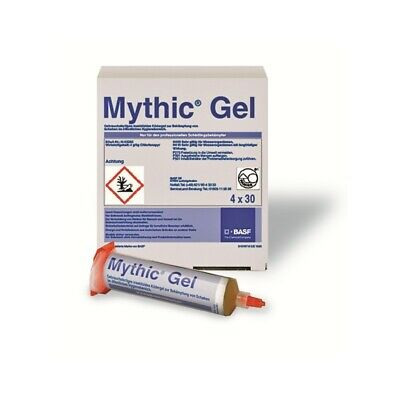 BASF MYTHIC GEL 30g for Prussian Cockroaches Profesional High Quality Product