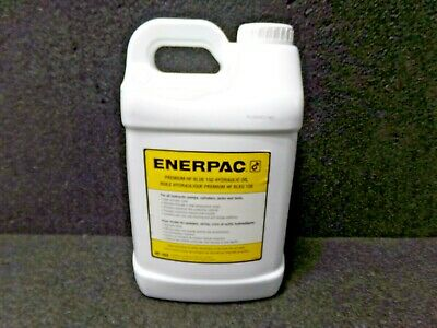 ENERPAC Synthetic Hydraulic Oil, 2.5 gal. Pail, ISO Viscosity Grade : 32