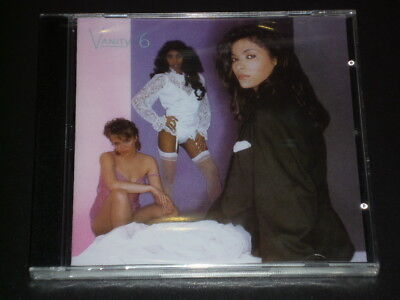 Vanity 6 - Vanity 6 / Prince Apollonia 6 NPG Purple Rain The Family Mazarati
