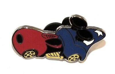 Disney Pin Trading Race Car Racers Mystery Pin Mickey Mouse Sorcerer Mickey WDW