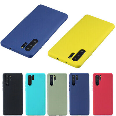 For Samsung Note 10+ 9 8 Luxury Shockproof Silicone Hybrid Case Soft TPU Cove