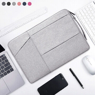Laptop Bag Notebook Cover Sleeve Case Shockproof For MacBook HP Dell Lenovo