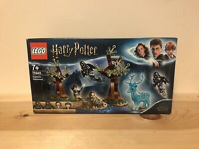 LEGO Harry Potter 75945 Expecto Patronum Set *BRAND NEW* No Minifigures or Stag