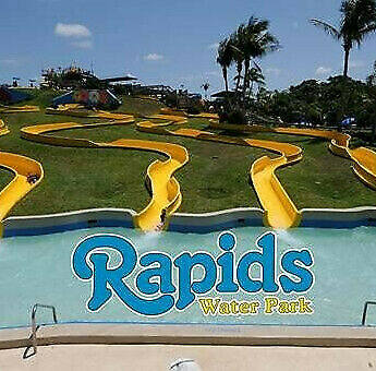 RAPIDS WATER PARK Tickets $33 A Promo Discount Tool