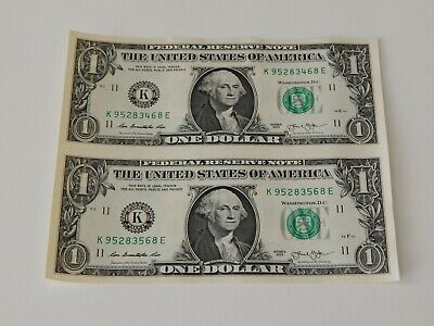 $1 UNCUT SHEET 1x25 ONE DOLLAR BILLS 2013 UNITED STATES CURRENCY MONEY BEP NEW
