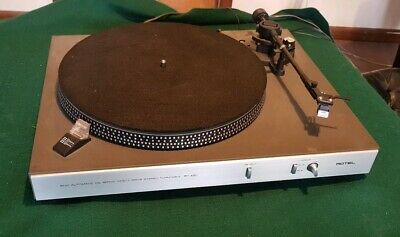 Rotel Turntable Rp550 Semi-automatic DC Servo Direct Drive