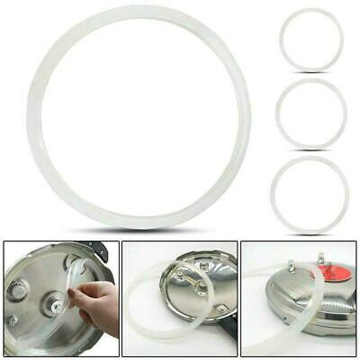 Silicone Rubber Clear Gasket Home Pressure Cooker Sealing Ring Replacement HG