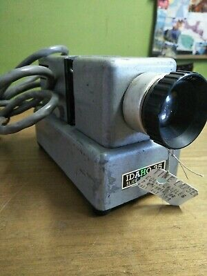 Vintage Idaho 35 Slide Projector