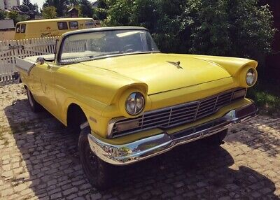 Ford Ranchero 1957/ Gasser/ Hot Rod/ V8/ Us Car/ Oldtimer