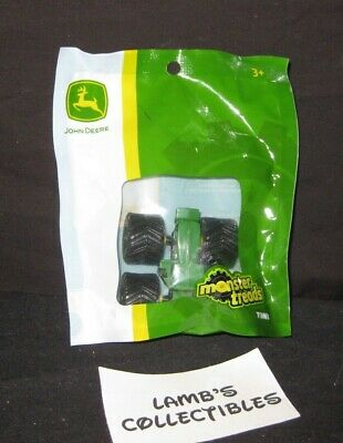 John Deere Tomy Monster Treads Tractor Truck Official Licensed Farm Vehicle Toy