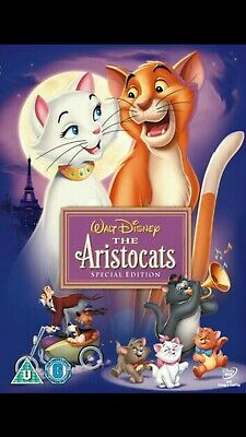 The Aristocats Special Edition Disney DVD