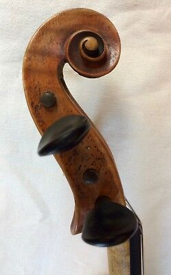Interesting old Violin, antico violino, ancienne violon