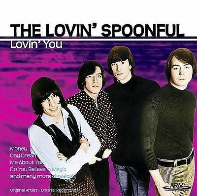 Lovin' You by The Lovin' Spoonful (CD, Sep-2005, BCI/ARM)