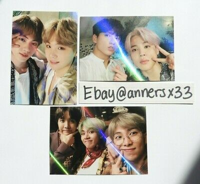 BTS 5th Muster Magic Shop Ticket Holder Official Photocard