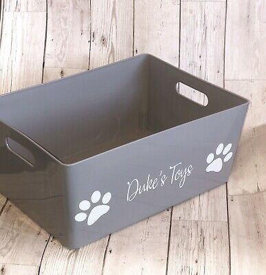 Pet Toy Large Storage Box , Cat, Dog