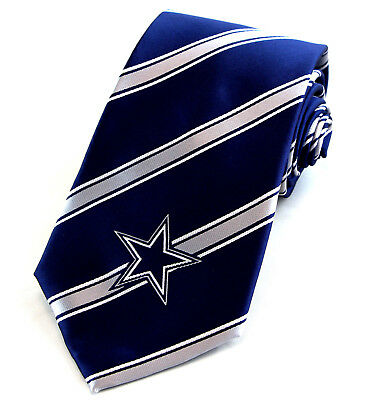 Dallas Cowboys Neckties Mens Cowboys Ties FREE SHIPPING Officially Licensed NWT