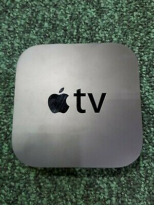 Apple TV (3rd Generation) A1469 with Genuine Apple Remote A1156