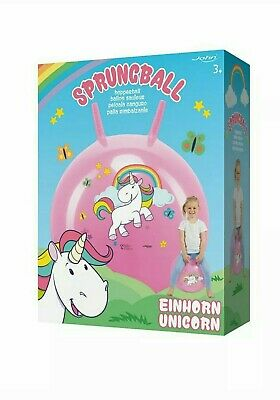 Unicorn Spacehopper Sprungball Hopper