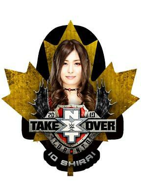 Topps SLAM WWE Io Shirai GOLD BUNDLE NXT TAKEOVER TORONTO 19 [DIGITAL CARD]