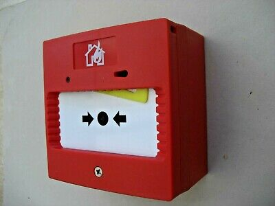 £36 Standalone Wireless Battery Fire Alarm System Site Alert Alarm - no drilling