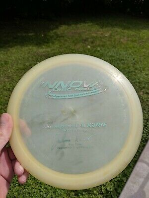 Innova Champion Valkyrie OOP Five Time Pearly World Zipper Top PFN Patent #