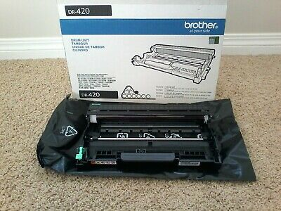 Brother DR-420 DR420 Drum Unit HL-2220 Genuine New Open Box