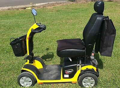 Pride Mobility Scooter Pathrider Sport 4-Wheeled Scooter