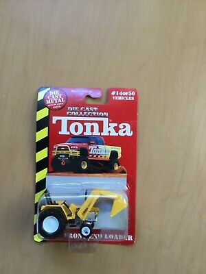 Maisto Tonka Front end Loader Tractor 1:64   New!