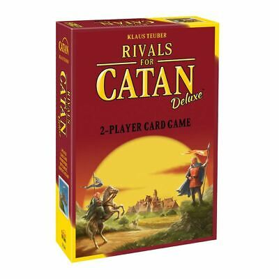 NEW! 2016 Rivals for Catan: Deluxe (Klaus Teuber) #3134