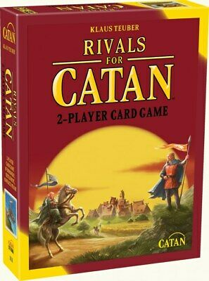 NEW! 2016 Rivals for Catan (Klaus Teuber) #3131
