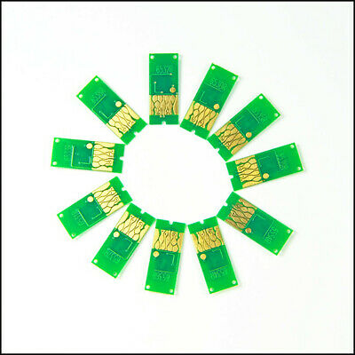 11 Colors T9131-T9139 T913A T913B Ink Cartridge Chips For EPSON P5000 Printer