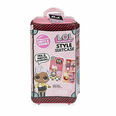 1 LOL Surprise Style Suitcase DJ Doll Interactive Sound Fashion In Hand