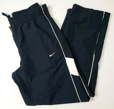 Nike Mens Long Sweatpants / Woven Pants Navy Msrp$ 35 - New / Free Shipping