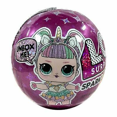 LOL Surprise! SPARKLE SERIES Ball Big Sister Doll MGA Free Ship