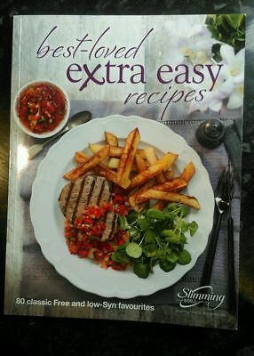 Slimming World's Best Loved Extra Easy Recipes  - 80 Classic low syn faves