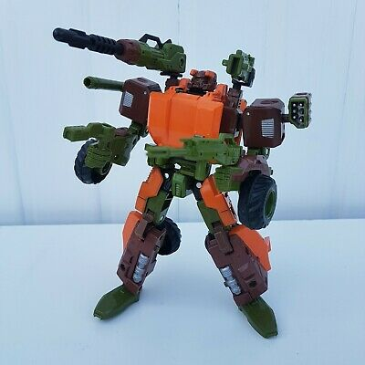 20cm Transformers & Roboter Transformers Generations Voyager Class ROADBUSTER ca
