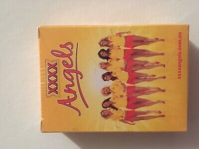 Rare Vintage XXXX Playing Cards , Still Sealed In Plastic