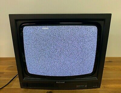National TC-1460AR Colour TV Made In Japan