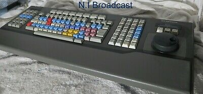Sony bve9100 editing  keyboard