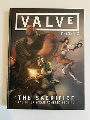 VALVE PRESENTS THE Sacrifice And Other Steam Powered Stories Portal Left 4  Dead