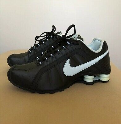 the best attitude aff84 db94d NIKE SHOX JUNIOR Womens Running Shoes. Size 7.5 US