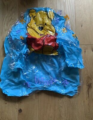 Winnie the Pooh Inflatable Kids Arm Chair New Unboxed