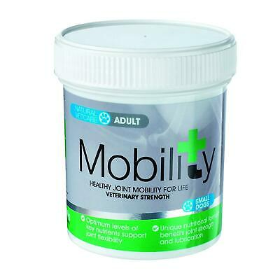 Natural Vetcare Mobility Veterinary Strength Joint Supplement For Stiff Dogs