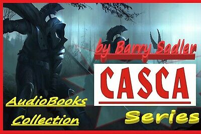 Casca Series AudioBooks Collection