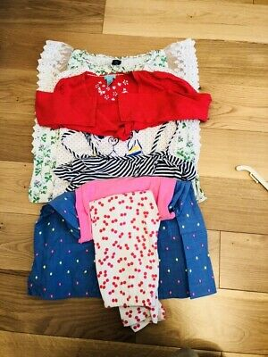 Girls Gap And Monsoon Summer Bundle - Ages 8-9