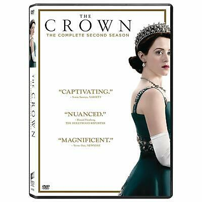 The Crown - Season 2 [DVD] [2018] Used Very Good UK Region 2 - Claire Foy