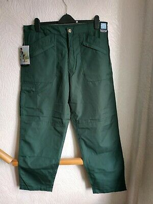 Regatta Mens Action II Water Repellent Work Trousers 5 Colours RW3639