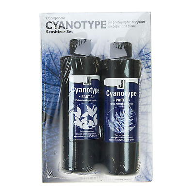 Jacquard Cyanotype Sensitizer Set