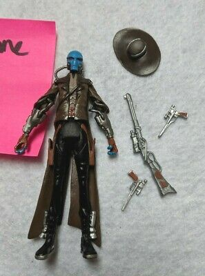 Star Wars Action Figure Cad Bane 2009 3.75In Complete