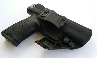 IWB TACO HOLSTER Fits CZ P10-C with mag carrier fomi Kydex